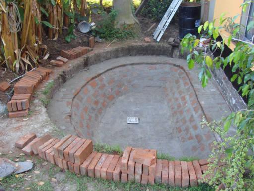 Ver tema el estanque de todopic for Estanque de jardin casero